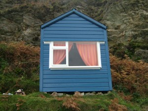 Beach Hut St Agnes