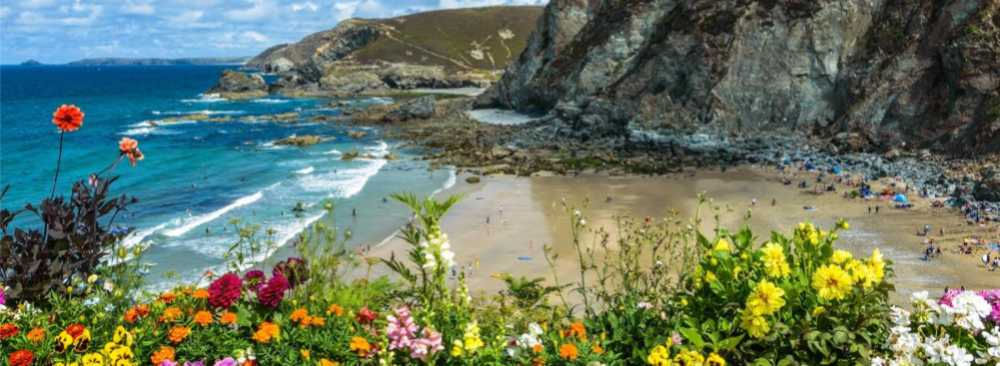 Beaches in St Agnes